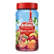 Kissan Mixed Fruit Jam, 1 kg