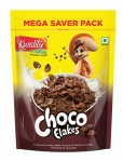 Kwality Choco Flakes,1Kg, Pack of 1