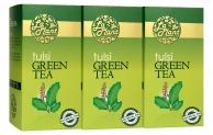 LaPlant Tulsi Green Tea – 75 Tea Bags (Pack of 3)