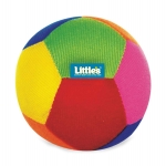 Little's Soft Baby Ball with Rattle Sound