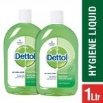 Great offer on Dettol Lime Fresh- 500 ml(Pack of 2)