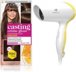 L'Oreal Paris Creme Gloss with Havells Hair Dryer