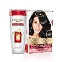 L'Oreal Paris Creme Hair Color With Total Repair 5 Shampoo