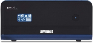 Luminous Zelio+ 1100 Sine Wave UPS (Metallic Black)