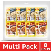 Maggi Pazzta (4X Cheese and 4X Tomato), 8 Units,536 g