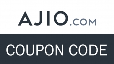 Latest Ajio Coupon Code – Save Extra 20% On Shopping Above Rs. 990