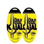 Maybelline New York Colossal Kajal (Pack of 2)