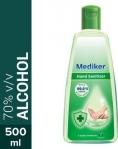 Mediker Hand Sanitizer 500ml