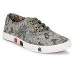 Men's Casual Sneakers (Grey)