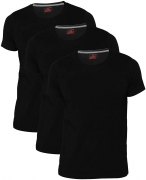 Men's Plain Regular Fit T-Shirt (Pack of 3)