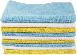 Microfiber Cleaning Cloth -(Pack of 12)