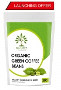 Nature's Essence Green Coffee Beans, 200 g