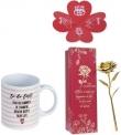 NEXT Artificial Flower, Mug, Greeting Card Gift Set