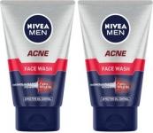 Nivea Acne Face Wash  (200 g)