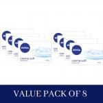 NIVEA Creme Soft Soap, 125 gm (Pack of 4) x 2