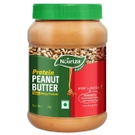 Nouriza High-Protein Natural Peanut Butter, 1 Kg