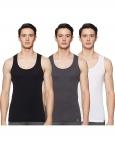 one8 by Virat Kohli Men's Vest (Pack of 3)