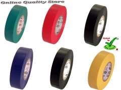 Online Quality Store 0.125mmX18mm Tape-colored pack of 6 pieces
