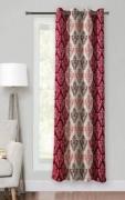 Optimistic Home Furnishing Window Curtain Single Curtain