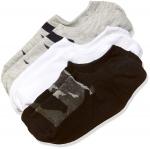 Pantaloons Men's Cotton Liners Socks (3 Set)