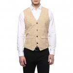 Pantaloons Men's Cotton Waist Coat