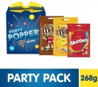 Party Poppers Chocolates and Candy Gift Pack