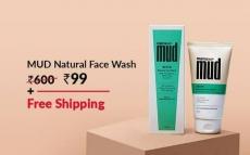 Free MensXP Face Wash at Rs 99
