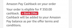 Amazon Grocery loot : 600 Rs cashback offer on pantry items