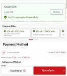 Licious Loot Deal – Licious Metopia Codes (100% Cashback)