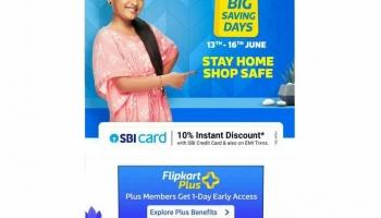 Flipkart Big Saving Days 99% Loot offers till 16th June