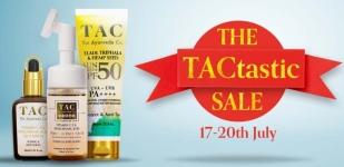 AyurvedaCo. : The TACtastic Sale Buy 1 & Get 1 Free Sitewide