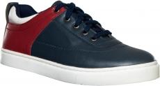Khadim'S Lazard Lifestyle Dress Sneakers For Men(Navy)