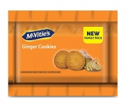 Mcvities Ginger Cookies, 600 G
