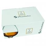Pasabache Bistro Glass Set, 385Ml, 6-Pieces, Transparent