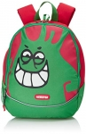 American Tourister Kiddle Polyester 34 Cms Monster Red School Backpack (Fo0 (0) 00 001)