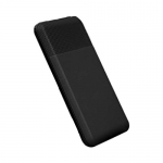 Tacton Power Bank Phx06, 10,000Mah, Abs Texture Finish, Ultra Slim And Light Weight