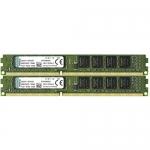 Kingston Valueram 8Gb Kit (2X4Gb) 1333Mhz Ddr3 Non-Ecc Cl9 Dimm Sr X8 Desktop Memory Kvr13N9S8K2/8