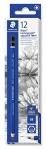 Staedtler Mars Lumograph Aquarell 8B Pencil Set – Pack Of 12