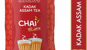 Octavius Kadak Assam Ctc Tea Pouch(1 Kg)
