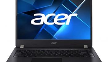 Acer Travelmate Intel I5-11Th Gen 14-Inch Display 1920 X 1080 Thin And Light Laptop (16Gb Ram/512 Gb Ssd/Window 10 Home/Intel Iris Xe Graphics/Black/1.625 Kgs), Tmp214-53
