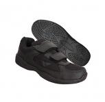Nivia (Nivi1) 1214 Mesh Pro Lite School Shoes Kids With Velcro10 Uk (Black)