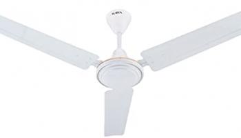 Surya Shakti Plus All Aluminium 1200Mm Economy Ceiling Fan (White)