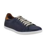 Franco Leone Blue Men'S Casual Sneakers