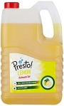 Amazon Brand – Presto! Dishwash Gel – 5 L (Lemon)