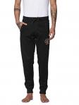 Jack & Jones Men'S Straight Fit Sweatpants (12149538_Black_Xl)
