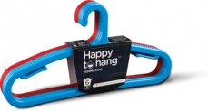 Plastic Pack of 6 Hangers