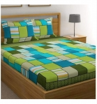 Polycotton Double bedsheets with Pillow Covers