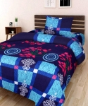 Pridhi Single Bed Sheet with One Pillow Cover