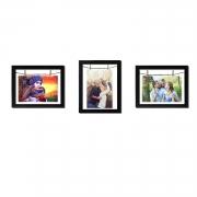 Random Photo Frames with Jute Rope (3 Piece)