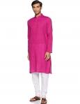 Raymond Men's Cotton Kurta Pyjama